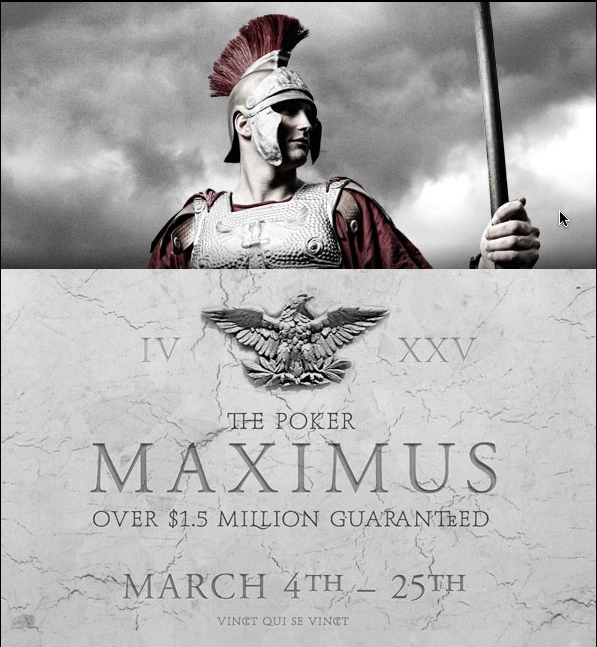 Lock Poker Presents $1.5 Million Poker Maximus