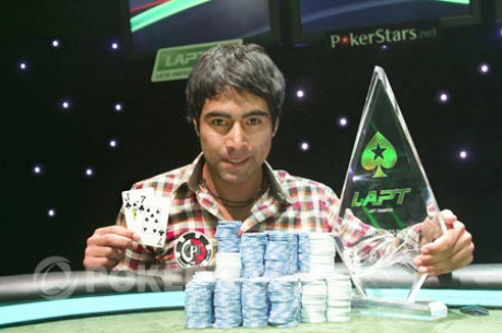 PokerStars.net LAPT Chile & ANZPT Sydney Winners