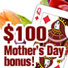 Intertops Casino Celebrates Mother&#8217;s Day With $100 Bonus