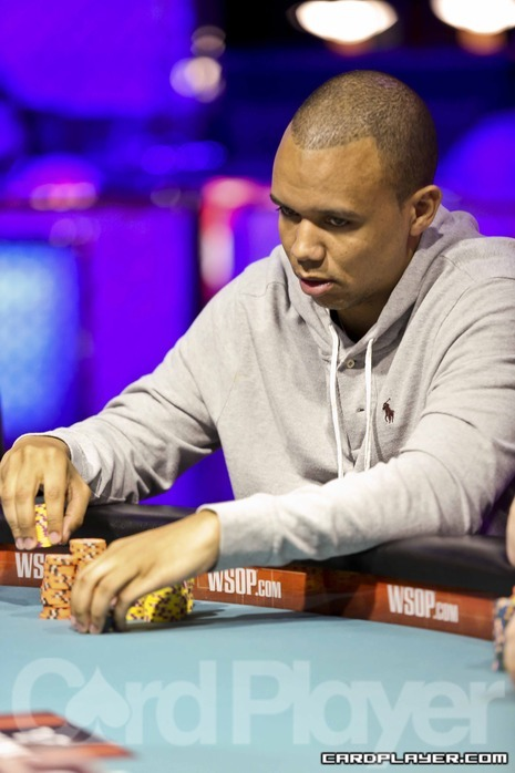 Phil Ivey Makes Big Splash At 2012 WSOP