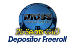 Americas Cardroom Holds 25 Seats GTD Depositors Freeroll into mOSS II