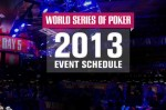 Schedule For 44th World Series of Poker Released